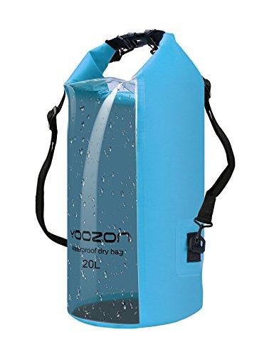 Bolsa Seca, Yoozon rodillo superior saco bolso seco para paseos en bot