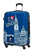 American Tourister Disney Legends - Spinner Large - Alfatwist Koffer, 75 cm, 88.0 Liter, Mickey London