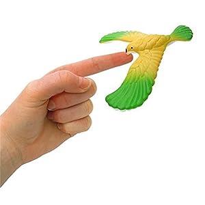 VORCOOL Ausgleich der Adler mit Pyramide Physik Spielzeug- Zufällige Farbe