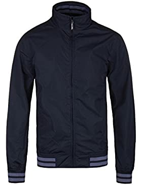 Henri Lloyd Allington Navy Tech Bomber Slim Fit Jacket