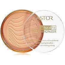 Astor - Natural fit bronzer - polvos bronceadores, tono terra sun 3, (14 g)