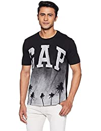 GAP Gap Logo Remix Short Sleeve Crewneck T-Shirt For Men's