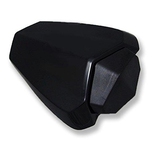 inten Beifahrer Sitz Motor Verkleidung Hard Cover für Yamaha YZF R1 2009-2014 (Schwarz) ()
