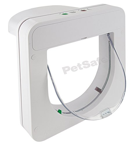 PetSafe 100ML - Puerta Petporte Smart Flap Gatos