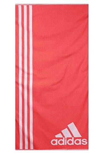 Adidas Towel - Handtuch, Farbe:rot
