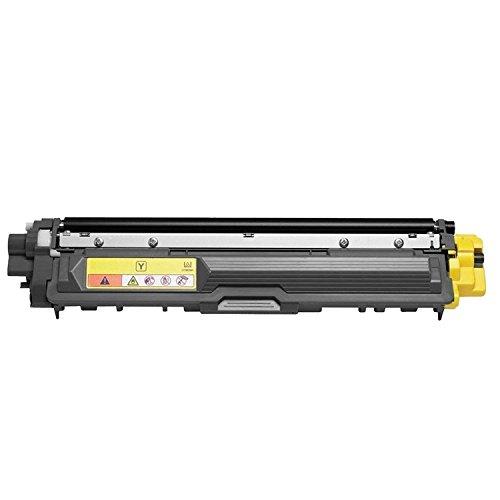 Greenpoint Toner kompatibel zu Brother TN-242Y TN-246Y HL-3142 3152 3172CDW DCP-9017 9022CDW MFC-9332 9342CDW - Yellow