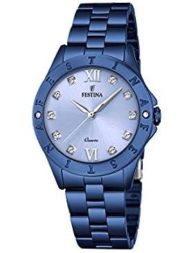 Festina Damen-Armbanduhr F16927/A