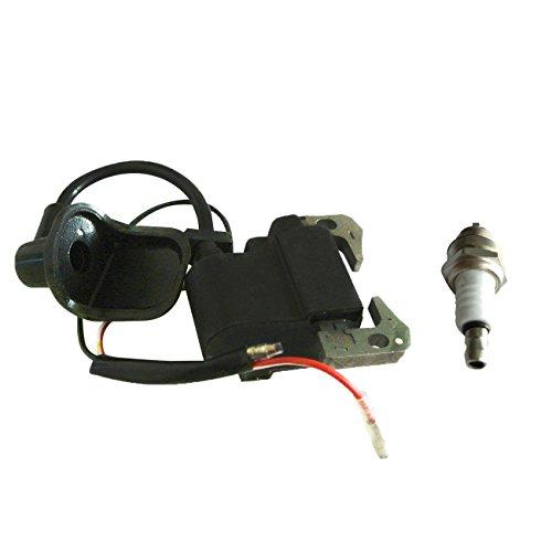 JRL 2-Draht-Zündspule Zündkerze 47cc 49cc 2Stroke Mini Quad Pit Pocket Bik