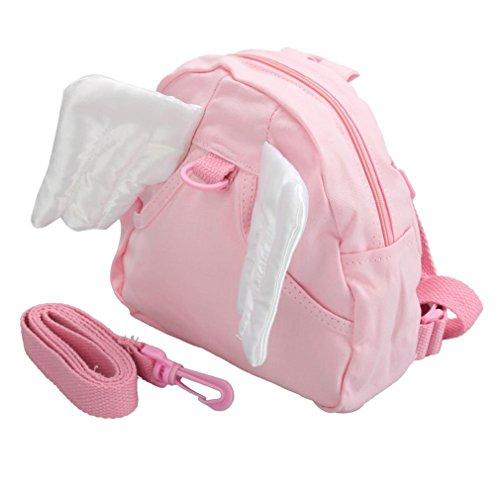 VISKEY Toddler Safety Harness Kid Baby Backpack Reins Harnesses 417mJAfiLsL