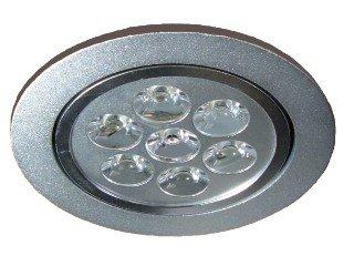 C-Light - 230 V LED 7 W High Power Profi Line Einbaustrahler Fluter Lampe von C-Light GmbH - Lampenhans.de