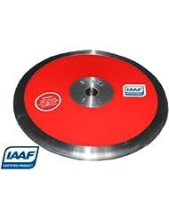 disque d'athlétisme COMPETITION Vinex High Spin 1,00 kg