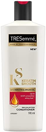 TRESemme Keratin Smooth Conditioner, 190ml