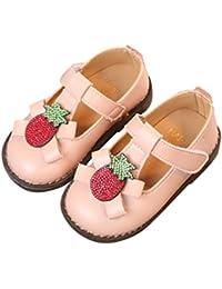 ღ UOMOGO Royal Scarpine neonato Primi Passi Sneaker bambini e Ragazze  Estate Bambina Scarpe Sandalo Casual 5e95fd3823f