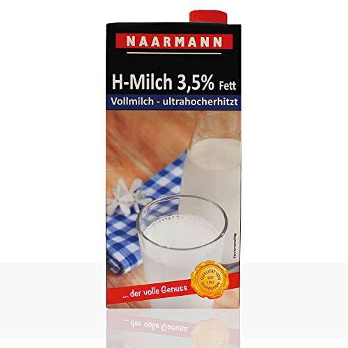 Naarmann H-Milch 3,5% Fett, haltbare Vollmilch mit, gebraucht gebraucht kaufen  Wird an jeden Ort in Deutschland