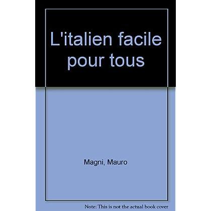 L'italien facile pour tous