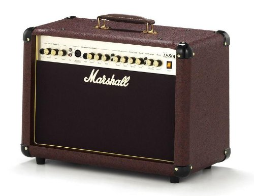 Marshall AS50D Acoustic Soloist Stereo Combo | 50W | NEU