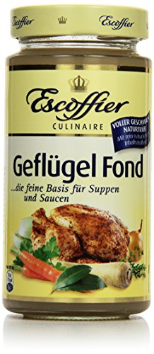 Escoffier Gefluegel-Fond, 400 ml