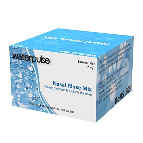 Sal nasal Vococal 30 PCS sal lavado nasal Práctico