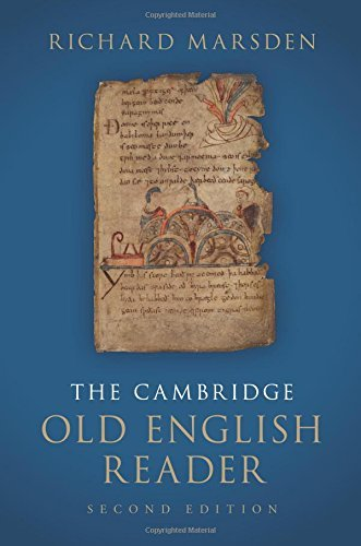 The Cambridge Old English Reader by Richard Marsden (2015-04-02)