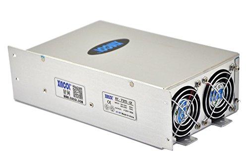 XINCOL 12V 60A 720W Transformador de Potencia