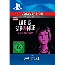 Life is Strange: Before the Storm Deluxe Edition [PS4 Download Code - deutsches Konto]