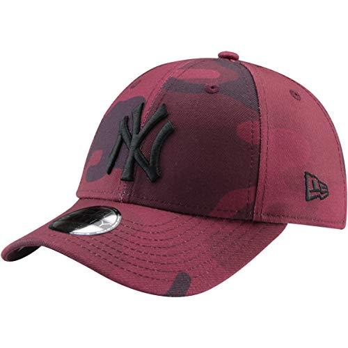 5f9a21b8d67 New Era Kinder Jungen Baseball Cap Mütze 940 Strapback New York Yankees Camo  Kids Neyyan Mrc