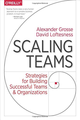 Scaling Teams: Strategies for Building Successful Teams and Organizations (Human Team)
