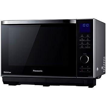 Panasonic NN-CS894SEPG / Dampfgarer, Inverter, Grill und