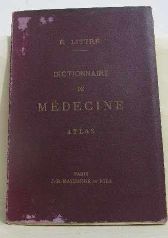 Dictionnaire de médecine atlas