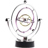 305b0d88860 Fenteer Giocattoli Perpetuo Moto Gadget Arte Magnetica Decorazione Uffici  Casa Scrivania Metallo Plastica Regali Compleanno