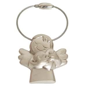 """Schlüsselanhänger Schutzengel """"Ich hab dich lieb"""" in hübscher Geschenkbox von BRUBAKER"""