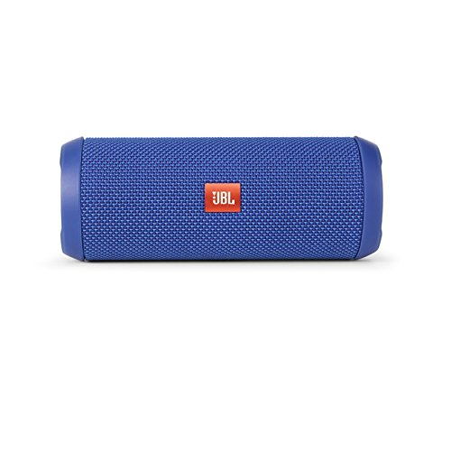 JBL FLIP-3 Splash Proof Portable Wireless Bluetooth Speaker (Blue)
