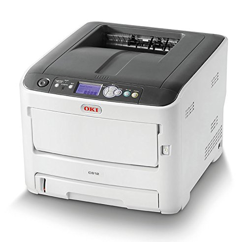 OKI C612N - Impresora con tecnología laser LED