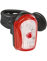 Smart Blinklicht Superflash, Schwarz/Rot/Weiß, 221514