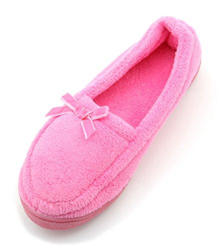 Slumberz, Pantofole donna Rosa (rosa)