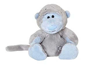 My Blue Nose Friends - Babuino de Peluche (Tatty Teddy & My Blue Nose Friends)