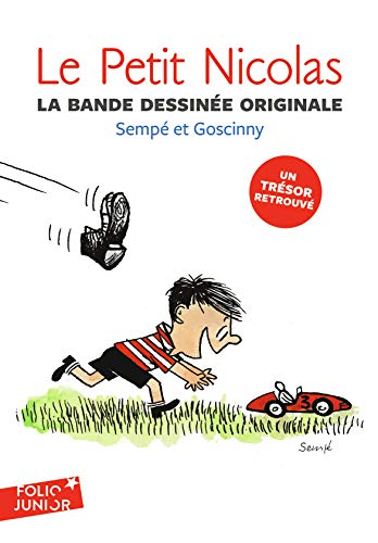 Le Petit Nicolas: La bande dessinée originale par  Sempé, René Goscinny