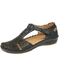 Pikolinos Womens Puerto Vallarta 655-1560 Leather Sandals