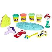 Play-Doh Disney Princesa Undersea Boda con Ariel