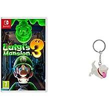 Luigi's Mansion 3 (Nintendo Switch) + Llavero - Luigi's Mansion 3
