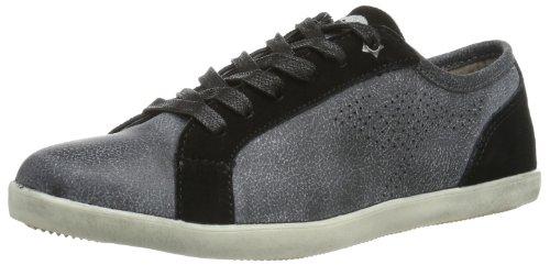 KangaROOS - Sneaker Rihanna, Donna, Nero (Schwarz (black 500)), 37