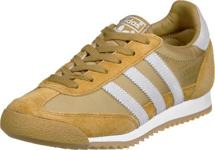 Chaussure Adidas Dragon Og White Marron