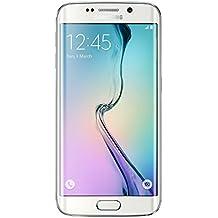 Samsung Galaxy S6 Edge UK SIM-Free Android Smartphone - White