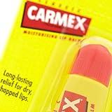 Carmex Carmex CLASSIC Feuchtigkeitsspendende Lippenbalsam Tube für trockene und rissige Lippen 10g 1er Pack(1 x 1 grams)