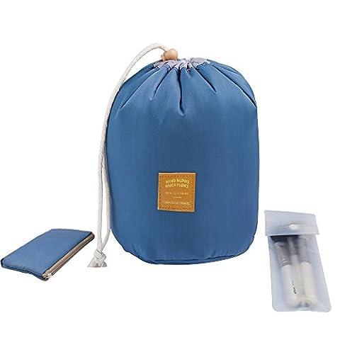 Tancendes Waterproof Travel Bag Makeup bag Cosmetic Bag Travel Kit
