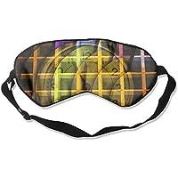 Sleep Eye Mask Clock Time Lightweight Soft Blindfold Adjustable Head Strap Eyeshade Travel Eyepatch E7 preisvergleich bei billige-tabletten.eu