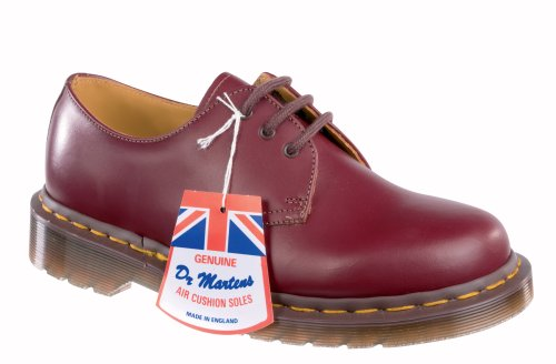 Dr. Martens Scarpe casual  - Made in England - unisex rosso (Rot (Ochsenblut))