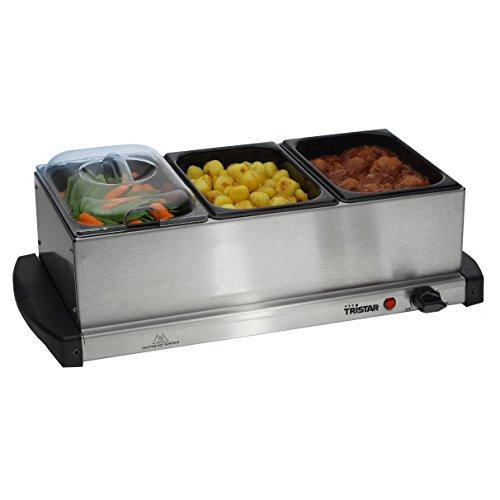 Servidor bufet Tristar BP-2979 – Capacidad: 3 x 1,5 litros – con...