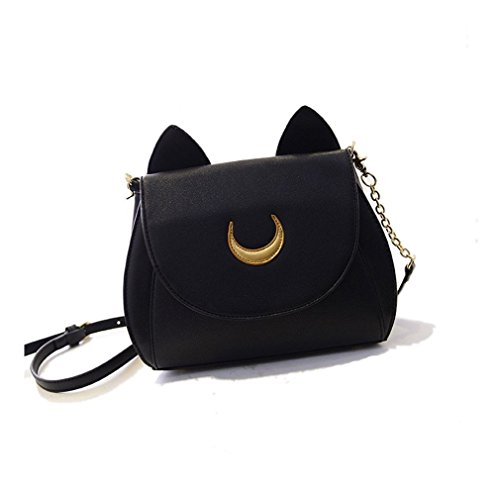 stillcool-cosplay-pu-luna-mark-leather-women-handbag-shoulder-bag-black