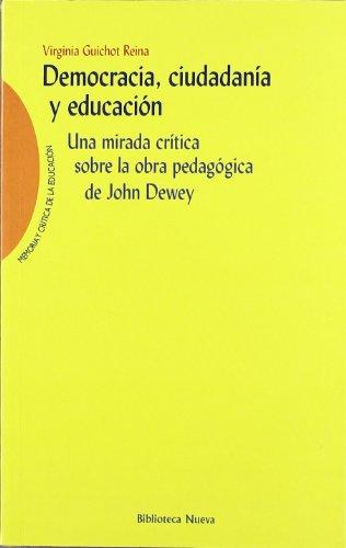 Democracia Ciudadanía Y Educación